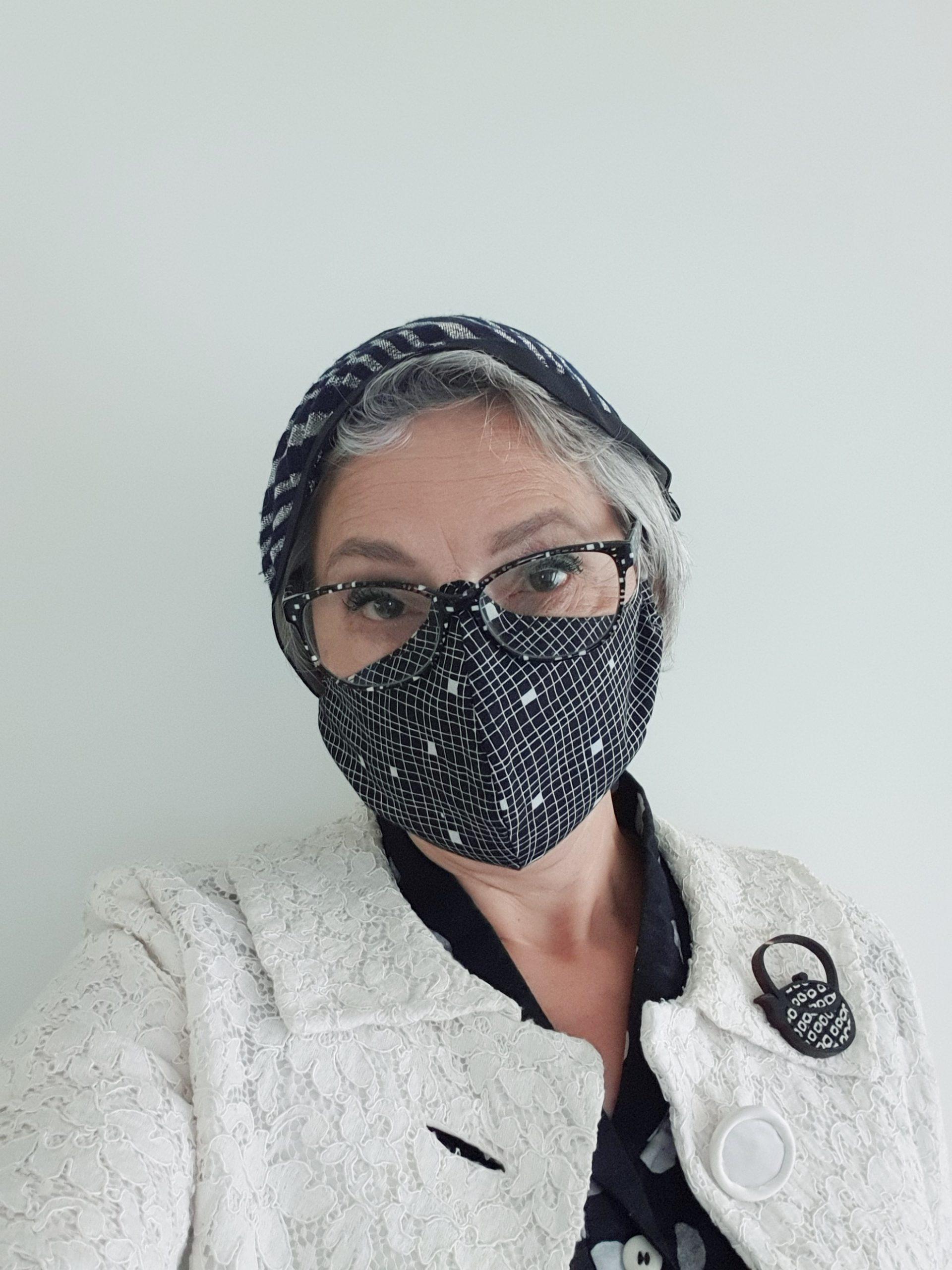 Mondkapjes en make-up